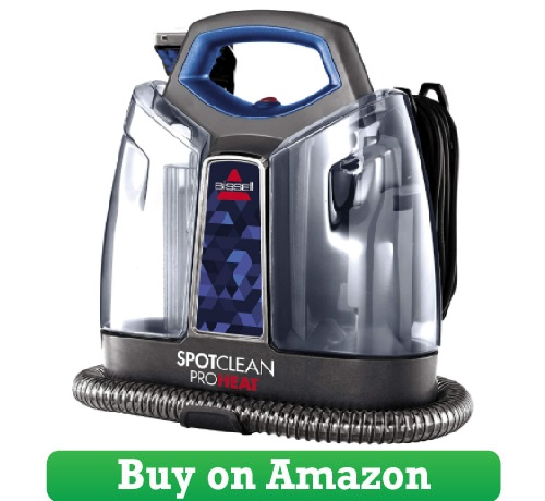 BISSELL SpotClean ProHeat Portable Spot Carpet Cleaner