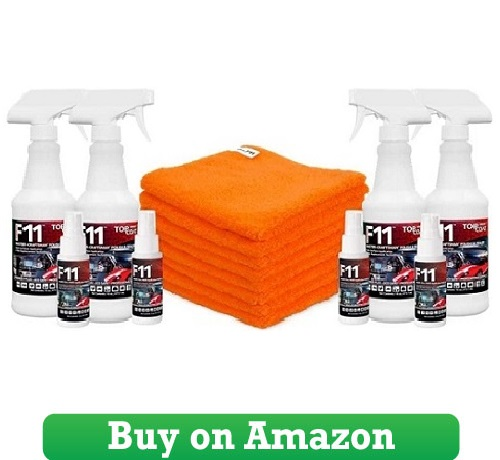 TopCoat F11 Polish and Sealer- 4 Kit Special