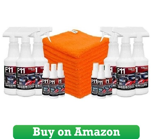 TopCoat F11 Polish and Sealer- 6 Kit Special