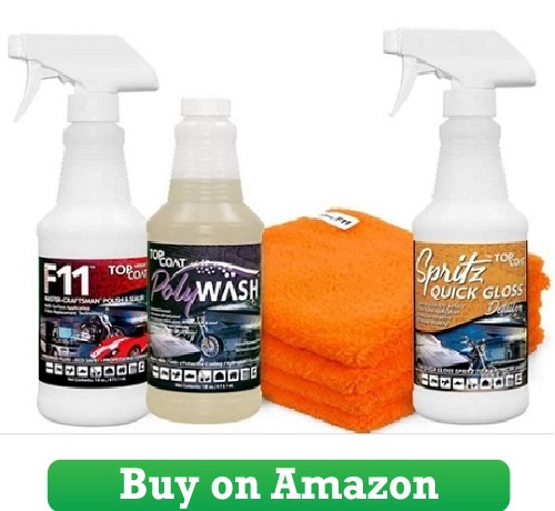TopCoat F11 Ultra Kit