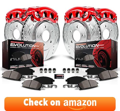 Power Stop KC6075 Z23 Brake Kit with Caliper review