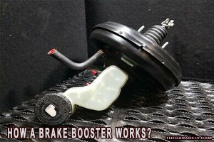 how a brake booster works