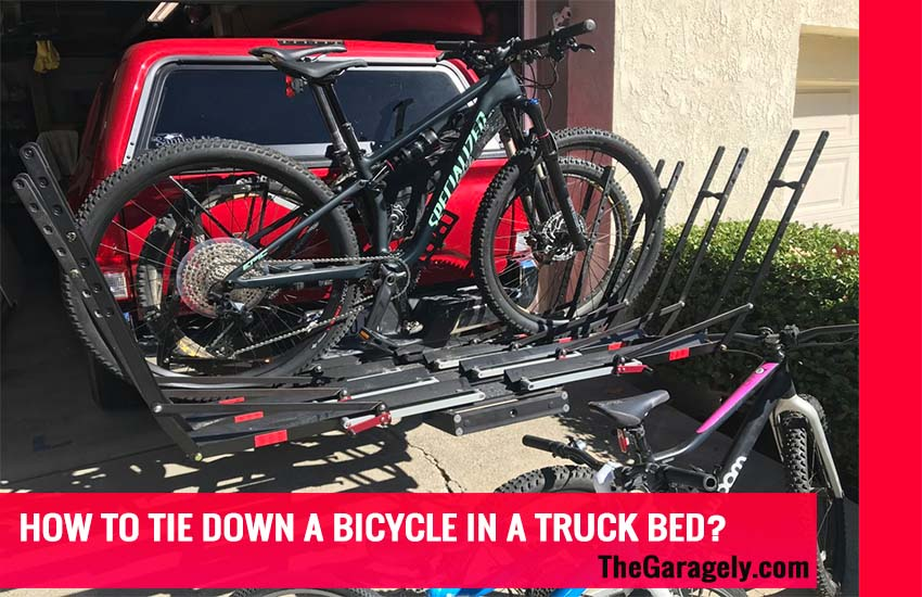 How to Tie Down a Bicycle in a Truck Bed