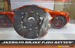 Akebono Brake Pads Review