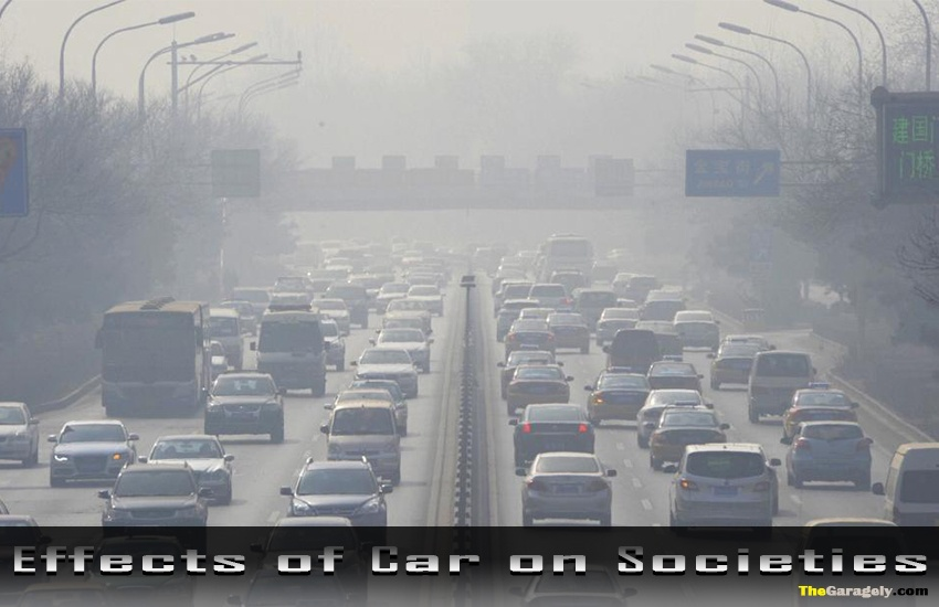 Effects of Car on Societies