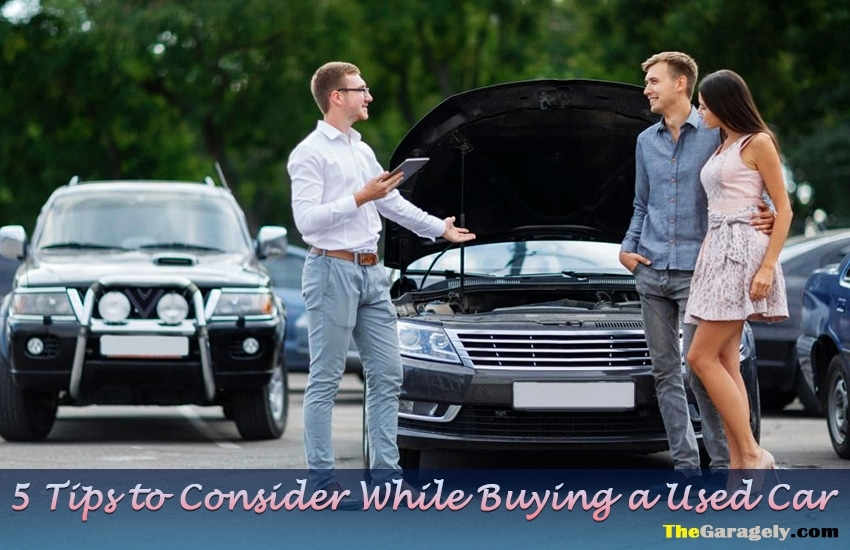 Tips to Consider While Buying A Used Car