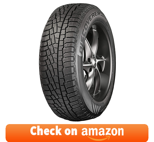 Cooper Discoverer True North Winter: high-quality winter truck tires