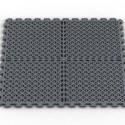 Ventilated Drain Flooring Tiles