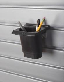 HandiWall Black Pencil Cup