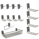 StoreWall Hooks and Basket Kit