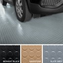 VInyl Roll Flooring Large Coin colors