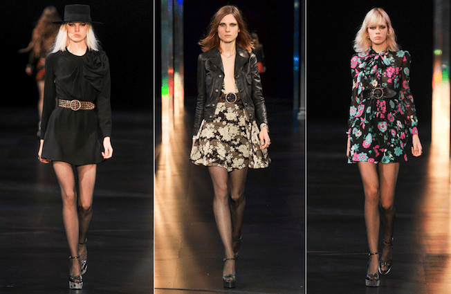 Saint_Laurent_The_Garage_Starlets_Paris_Fashion_Week_Spring_Summer_SS_2015_Ready_To_Wear_Collection_07