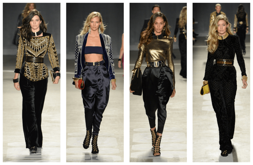 The_Garage_Starlets_Madlena_Kalinova_Balmain_H&M_HMBalmaination_New_York_12