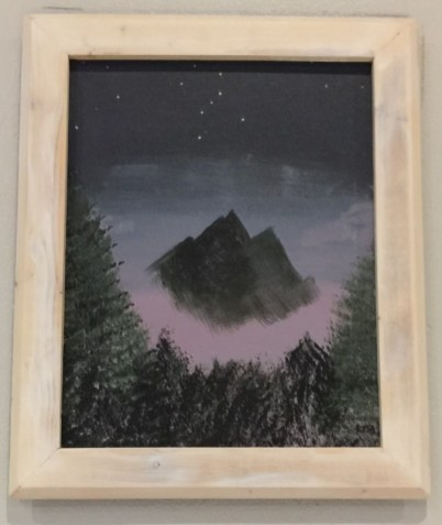 """Lisa C Hannon """"Space To Breath"""" $299"""