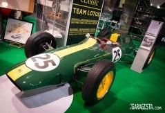 Jim Clark's Lotus 25