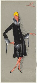 Jeanne Lanvin, Paris Fashion design 1927 Campbell-Pretty Fashion Research Collection National Gallery of Victoria, Melbourne