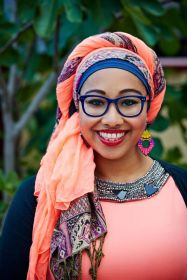 Workshops led by industry professionals on topics as broad as live readings, podcast creation, finding your critical writing voice, crafting speculative fiction, demystifying and navigating superannuation for writers, launching a magazine and editing tips. Pictured: Yassmin Abdel-Magied