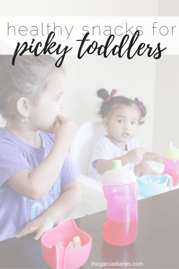 healthy snacks for picky toddlers // gerber lil beanies