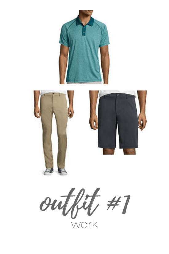 MSX by Michael Strahan for JCPenney - Men's Athleisure Wear (1)