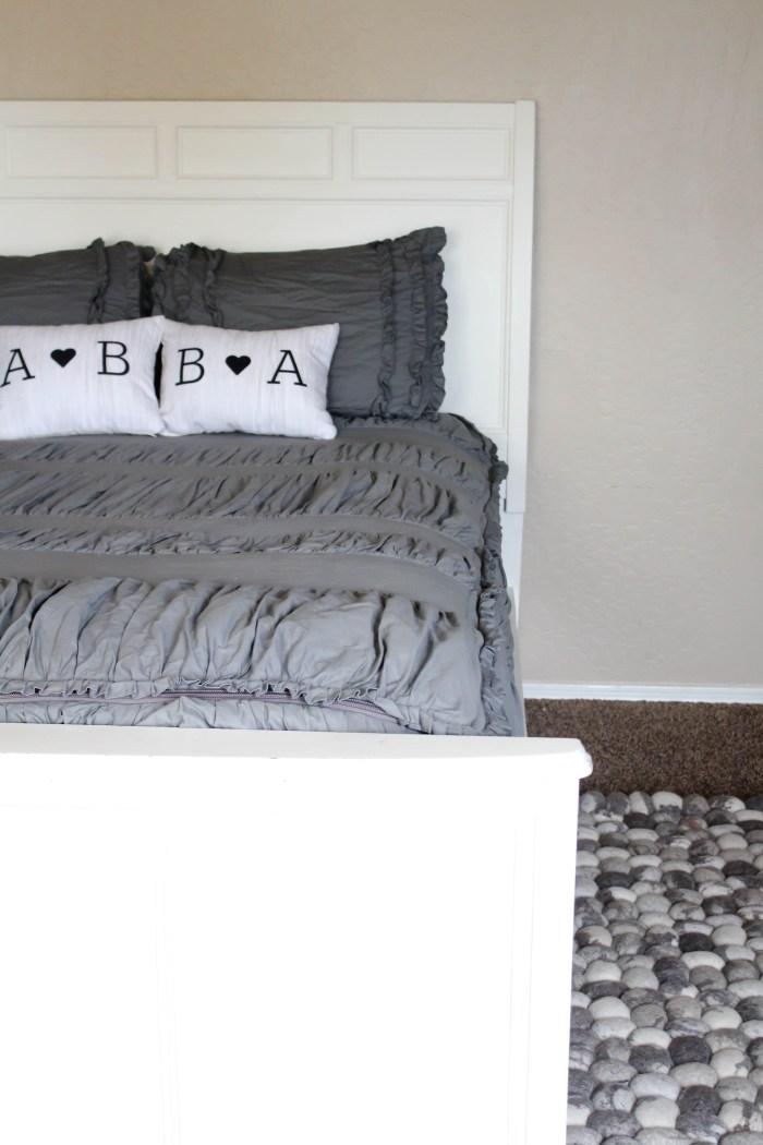 Sukhi Rugs - Master Bedroom