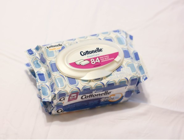 Cottonelle - What To Pack In A Diaper Bag For Toddlers