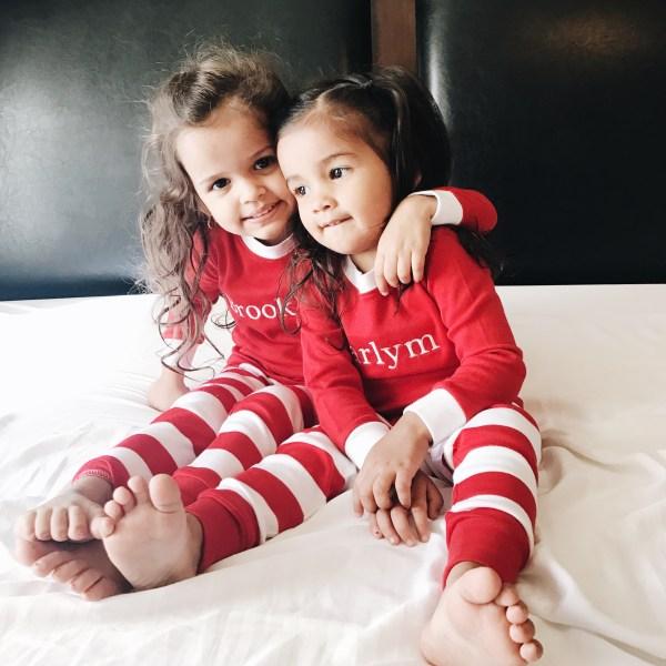 Gentry California - Matching Christmas PJ's - Holiday Pajama's
