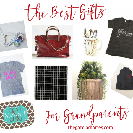 The BEST Gifts for Grandparents (Holiday Gift Guide) + Giveaway