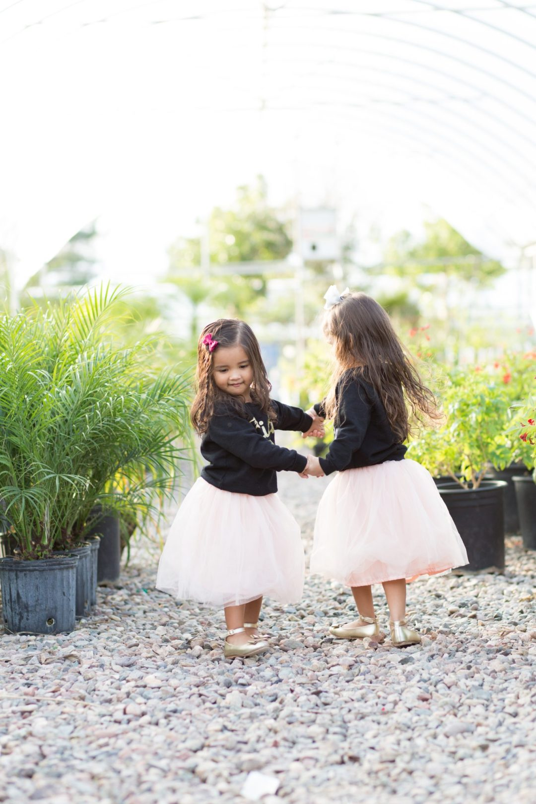 mommy and me matching tulle skirts tutu