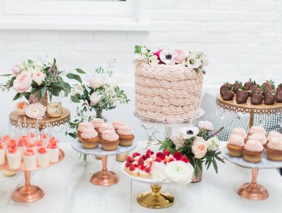Ali Fedotowsky's Bridal Brunch