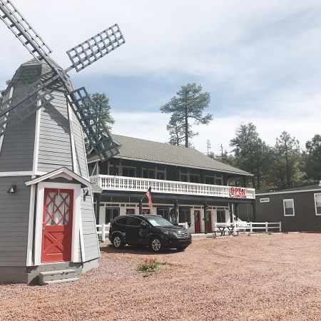 The Strawberry Inn + 10 Things To Do in Strawberry, AZ