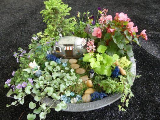 Silvery Beauty-Silver Falls Trailer – The Garden Diaries