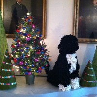 Decorating the White House for Christmas-Part 1