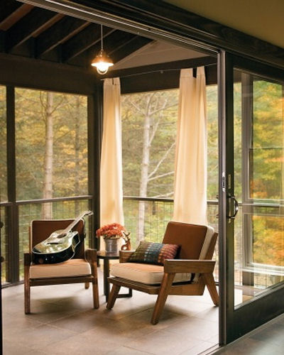Sun Porch Decorating Ideas
