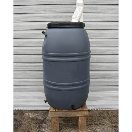 Upcycle Rain Barrel
