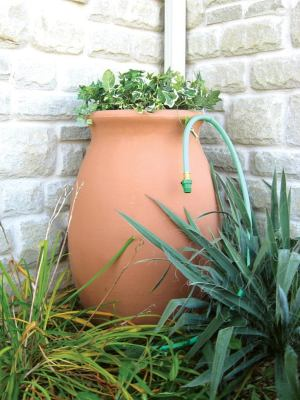 algreen agua rain barrel