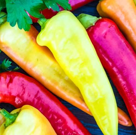 banana peppers - how to grow peppers from seed