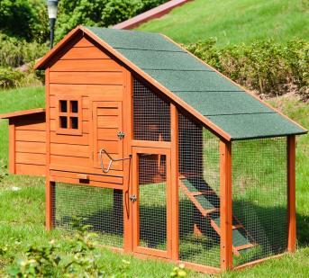 Merax Chicken Coop