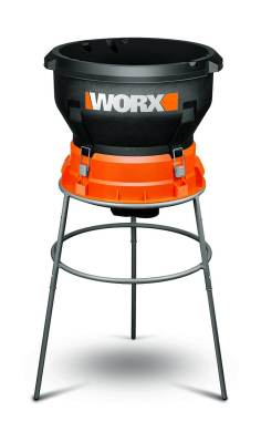 WORX Bladeless Electric Wood Chipper