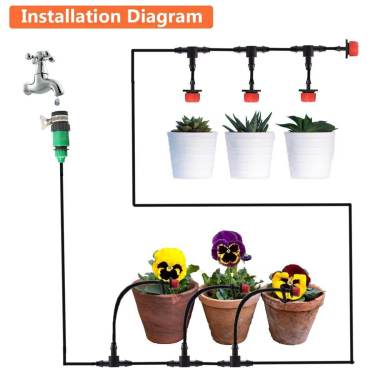 msdada drip irrigation kit