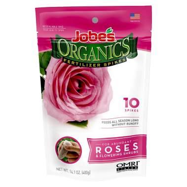 Jobe's Organic Rose Spikes