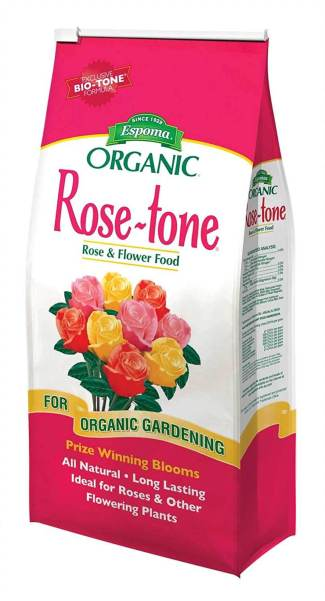 espoma rose plant food