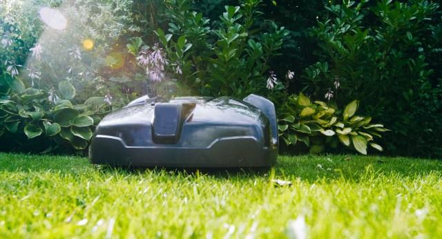 robotic lawn mower 5