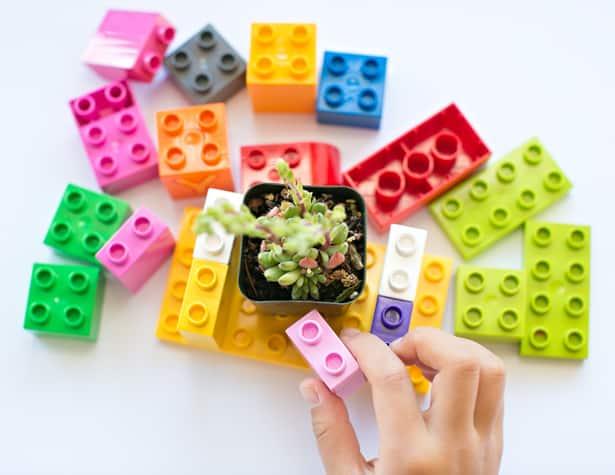 lego planters