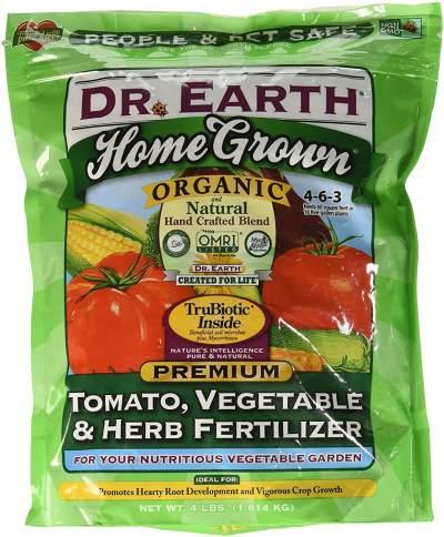 Dr. Eaerth Tomato Fertilizer