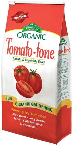 Espoma Organic Tomato Fertilizer