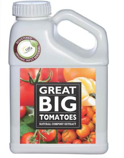 Great Big Tomatoes Compost Fertilizer