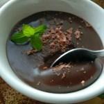 5 Minute Creamy Chocolate Pudding