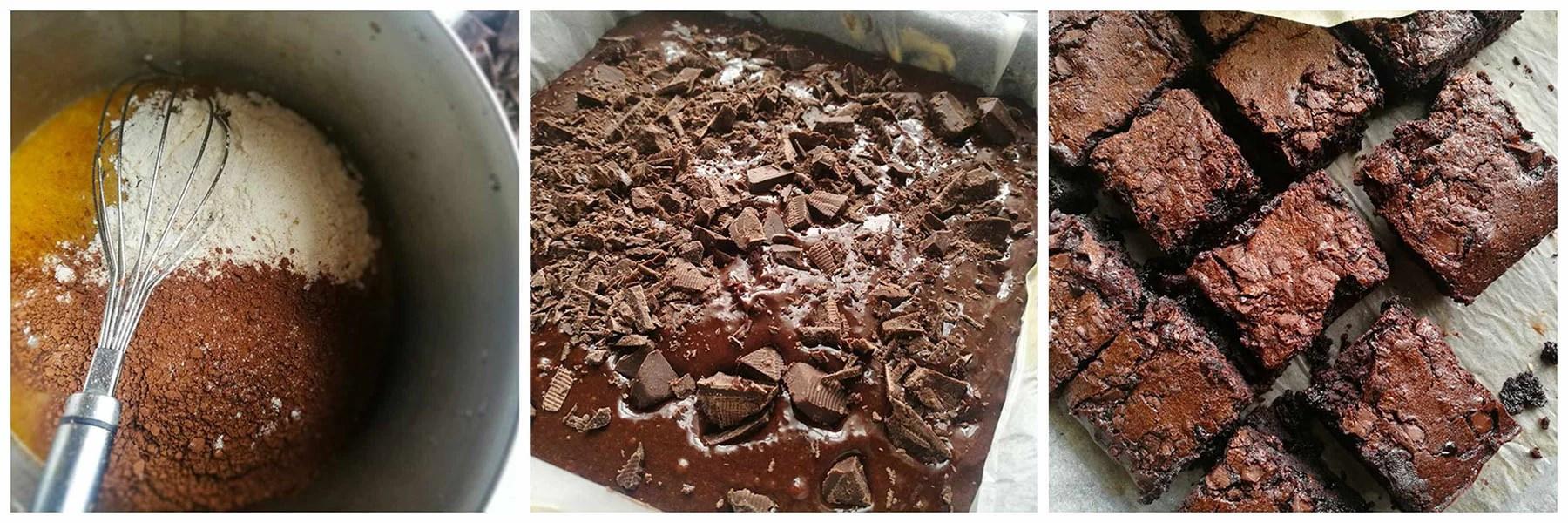 Classic Fudgy Chocolate Brownies