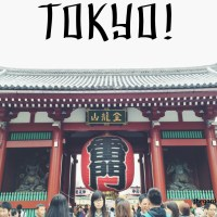 A 7D6N Guide to Tokyo Trippin' with A Budget of RM 3,000/pax