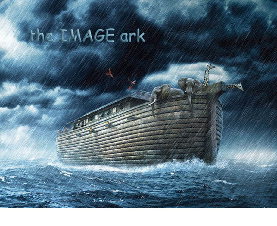 The Image Ark cover